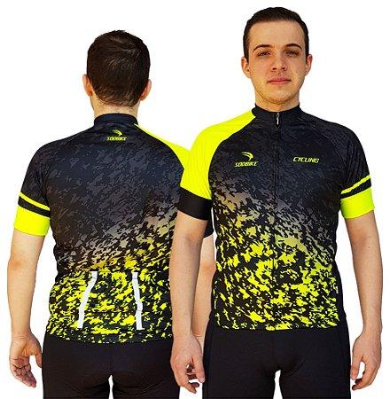 Camisa Ciclismo Sódbike SD21 FL03 - Fluor