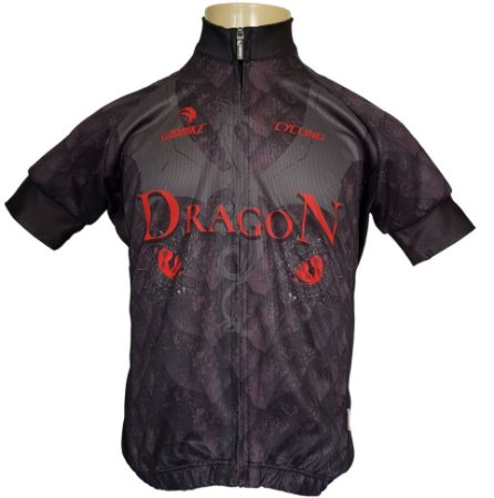 Camisa Ciclismo Infantil Sódbike SD 21 - Dragon