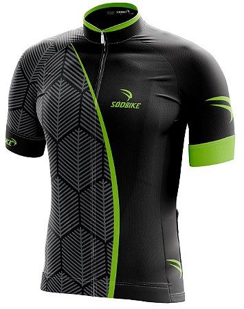 Camisa Ciclismo 001 verde