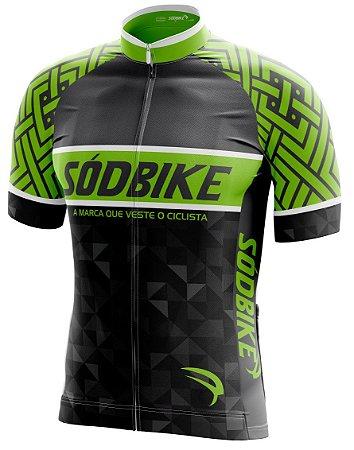 Camisa Ciclismo 002 verde