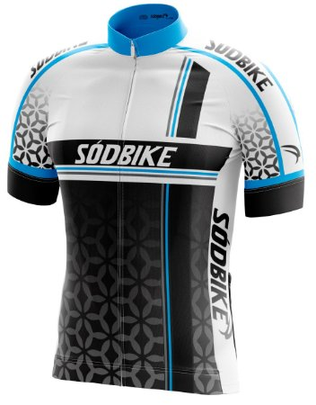 Camisa Ciclismo 003 Azul
