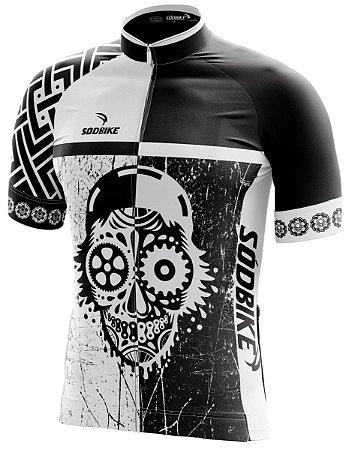 Camisa Ciclismo Caveira