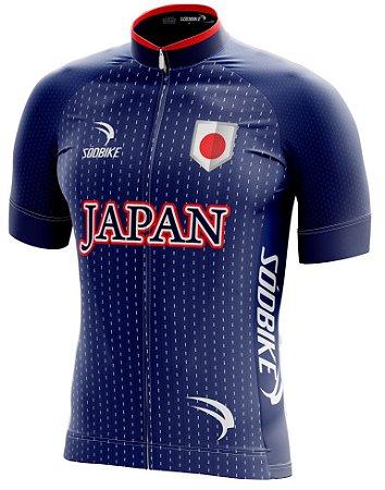 9b47b5db211fc Camisa Ciclismo Japão Copa - Sódbike