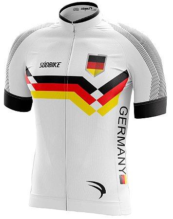 Camisa Ciclismo Alemanha Copa - Cor