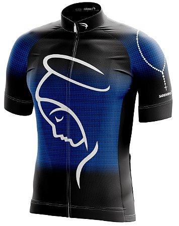 Camisa Ciclismo NSA-2 Azul