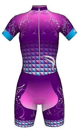 Macaquinho Ciclismo Diva