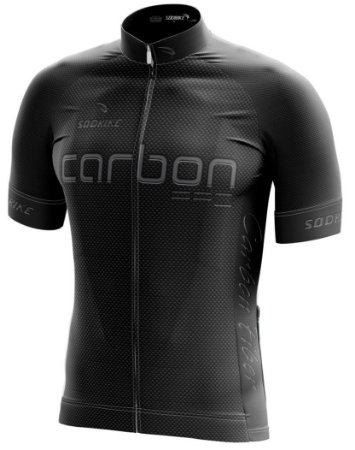 Camisa Ciclismo Carbon