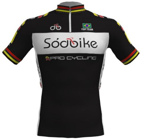 Camisa Ciclismo Infantil Pro