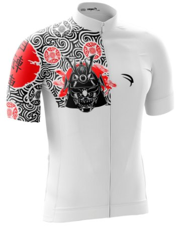 Camisa Ciclismo Glad Branca