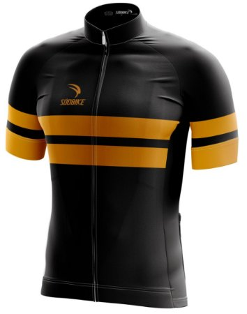 Camisa Elite Clean - Preta e Dourada