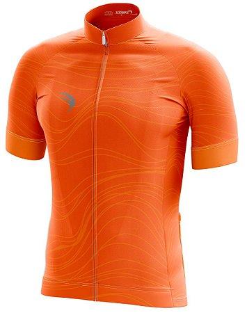 Camisa Elite Pró Clean - Laranja