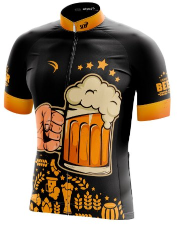 Camisa Ciclismo Beer-3