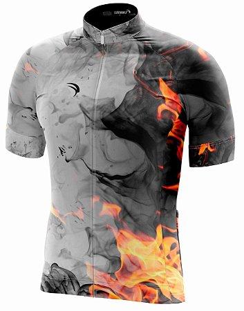 Camisa Ciclismo Fire3