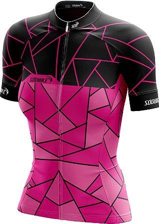 Camisa Ciclismo Feminina F010