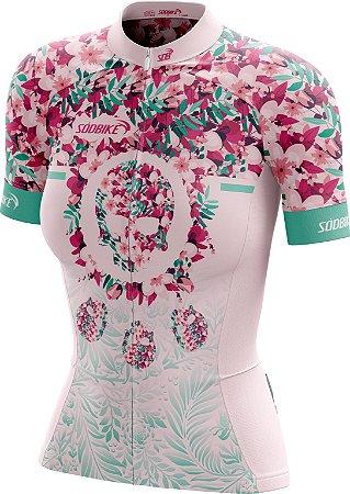 Camisa Ciclismo Feminina 011