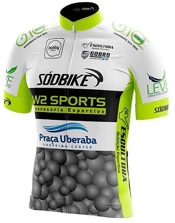 Camisa Elite Pró W2 Sport - Branca