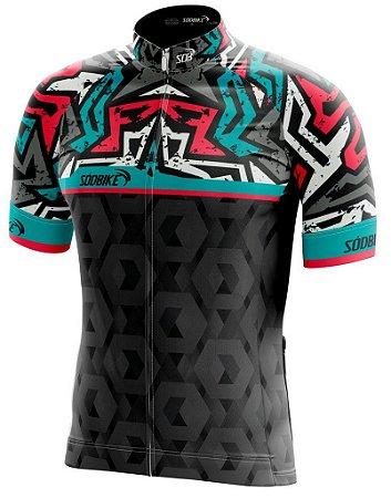 Camisa Ciclismo Sódbike 026 - Ziper Full