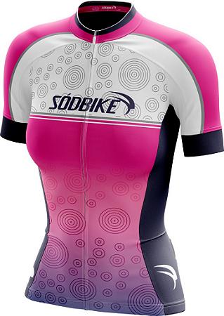 Camisa Ciclismo Sódbike F19 - Ziper Full