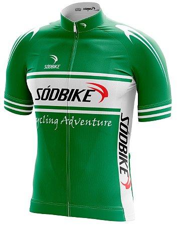 Camisa Adventure Verde