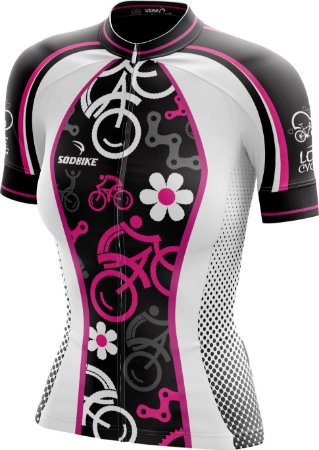 Camisa Ciclismo Love