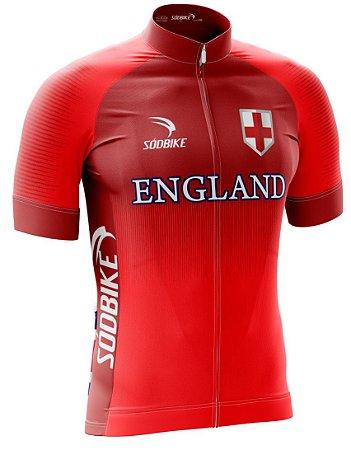 Camisa Inglaterra Copa Vermelha