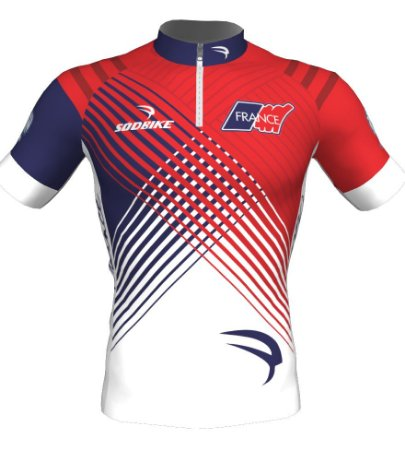 Camisa França 2017