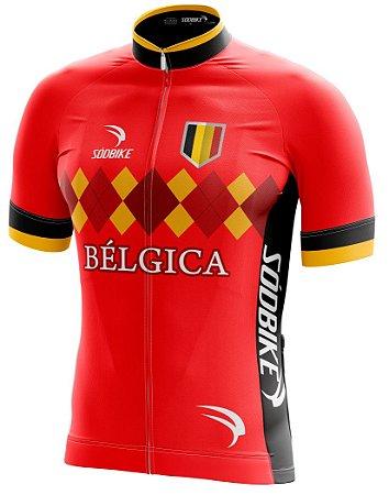 Camisa Bélgica