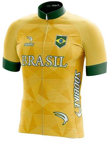 Camisa Brasil Copa Verde e Amarela