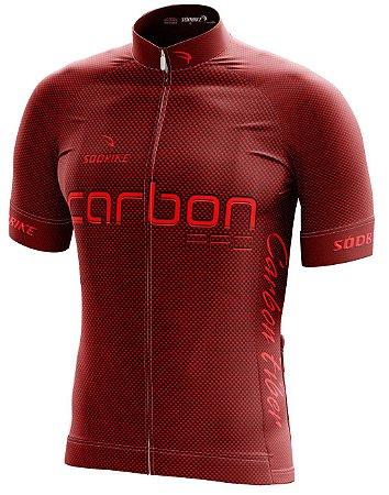 Camisa Carbon Vermelha