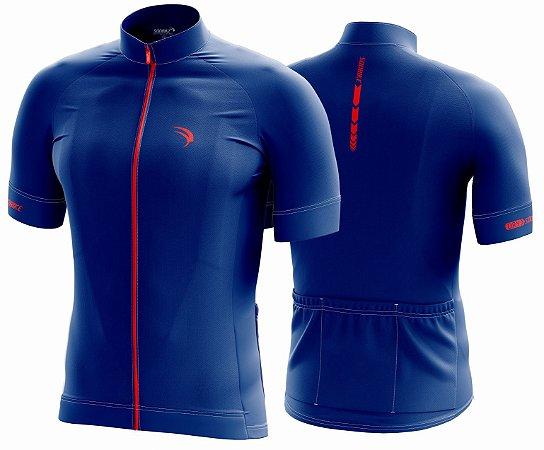 Camisa Cicloturismo Sódbike CLEAN Azul