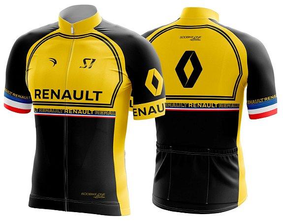 Camisa Ciclismo Sódbike S1 - Renault