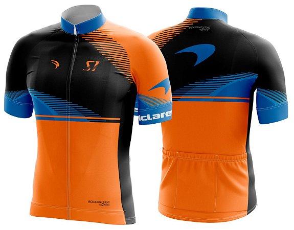 Camisa Ciclismo Sódbike S1 - McLaren