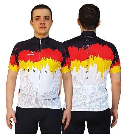 Camisa Ciclismo Sódbike Nações - Alemanha