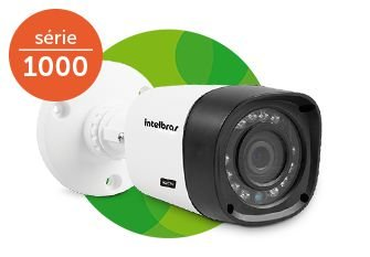 Câmera Intelbras HD VHD 1120 B G4 Multi HD 720p