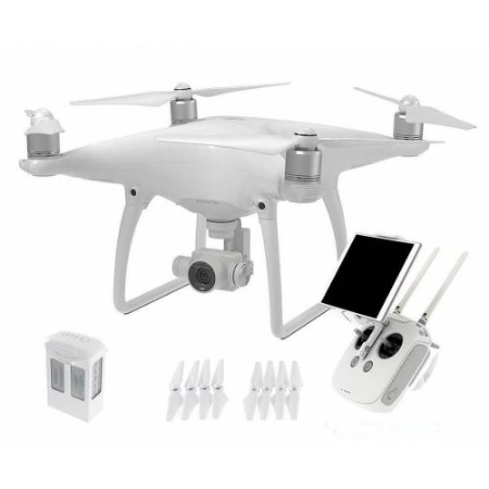 Drone Phantom 4 Pro Plus DJI Branco
