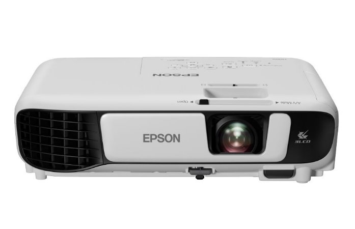 Projetor Epson S41+ 3300 Lumens Branco