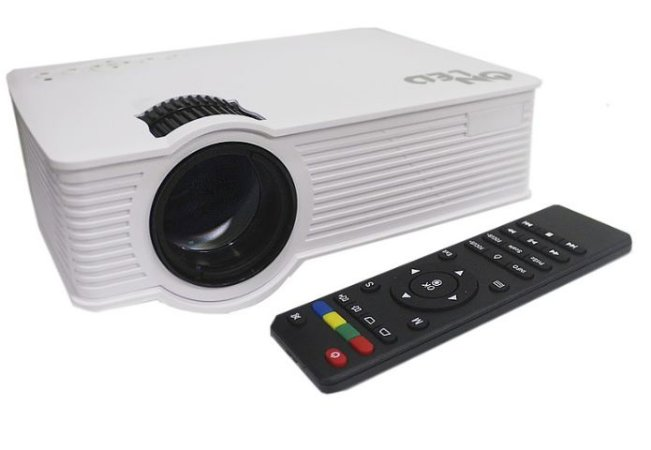 Projetor Onled ON140AW 1900 Lumens / HD/ HDMI/ USB/ Android