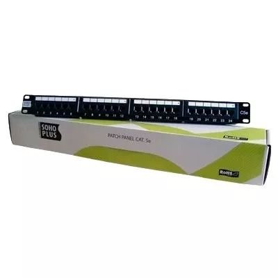 PATCH PANEL CAT5E 35050401 SOHOPLUS FURUKAWA