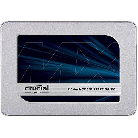 "HD SSD Crucial MX500 1TB 2.5"" CT1000"