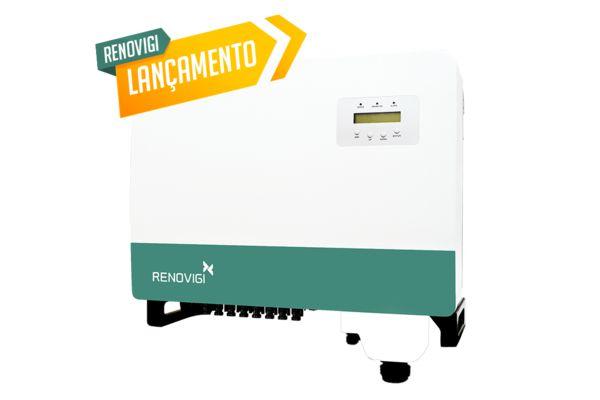 Inversor Trifásico RENO-40K-NG