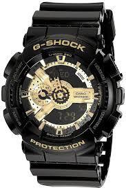 956ec85d568 RELÓGIO G-SHOCK GA-110 - PRETO E DOURADO - Boucher Outlet