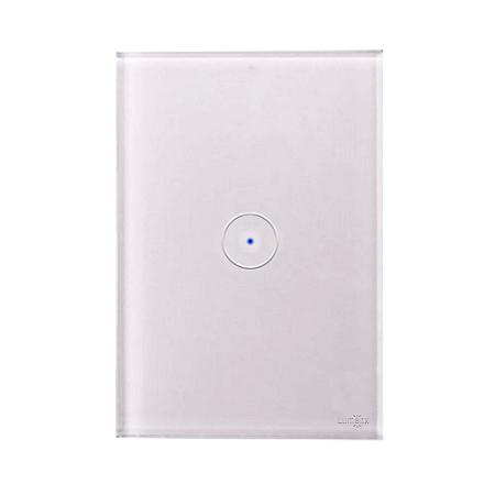 Interruptor Touch 1 Tecla Caixa 4X2 Branco