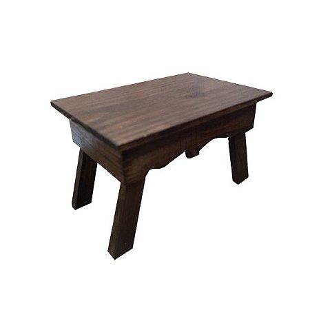 Mesinha em madeira
