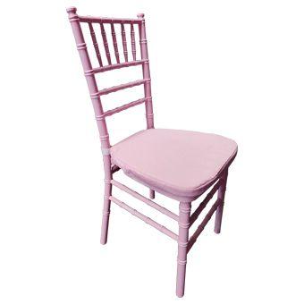 Cadeira Tiffany Rosa