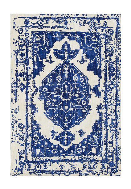 Tapete Oriental Azul 200x150