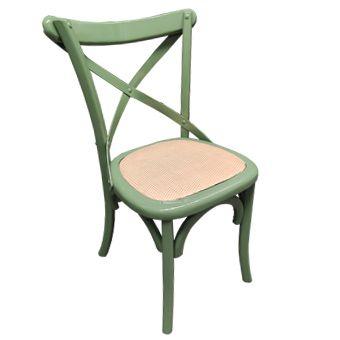 Cadeira Paris verde celadon