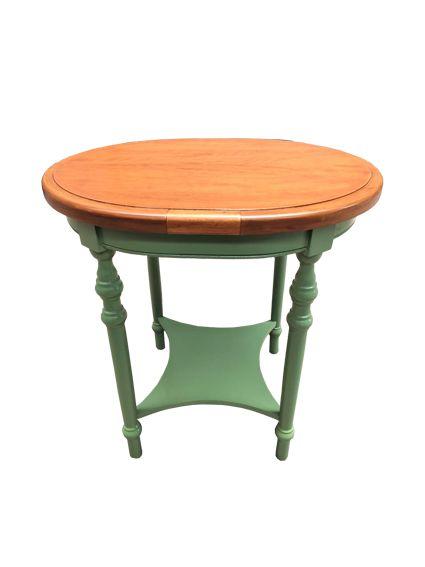 Mesa Latreal Oval Verde