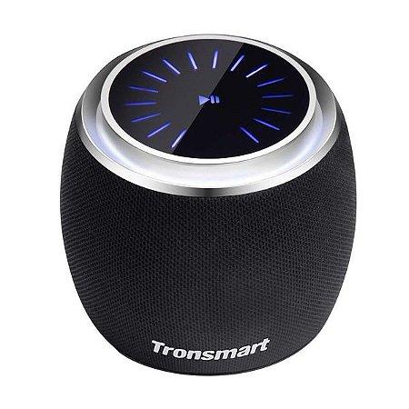 Mini caixa de som  Tronsmart Jazz Mini sem fio com Bluetooth 4.2 preta