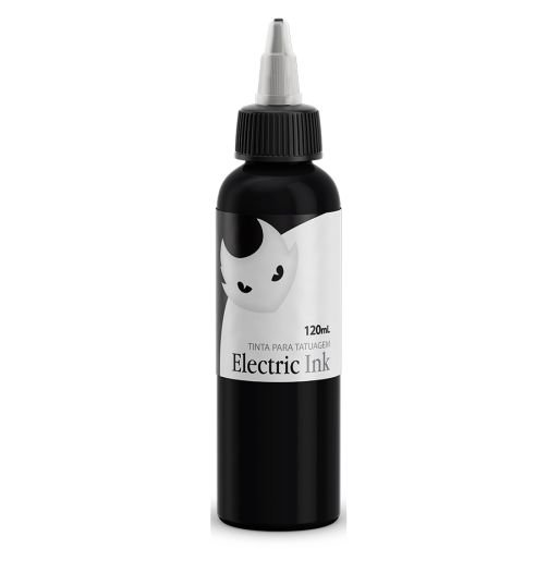 PRETO TRIBAL 120ml - ELECTRIC INK