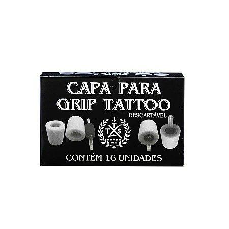 CAPA PARA GRIP TATTOO TTS - 16 UNIDADES